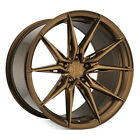 20 Rohana RFX13 Bronze 20x9 Forged Concave Wheels Rims Fits Audi SQ5