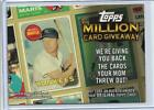2010 Topps Million Card Giveaway Tips 6