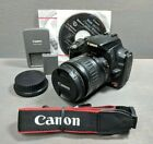 Canon EOS Digital Rebel XT EOS 350D 80MP Digital SLR Kit + EF S 28 80mm Lens