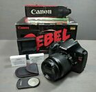 Canon EOS Rebel T2i 550D DSLR Camera with EF S 18 55mm f 35 56 IS II Lens