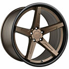 20 Vertini RFS17 20x9 20x10 Concave Forged Wheels Rims Fits BMW 325i 330i