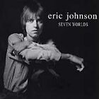 Seven Worlds by Eric Johnson (Guitar 1) (CD, Mar-2000, ARK 21 (USA))