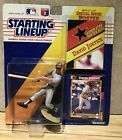 STARTING LINEUP 1992 DAVE JUSTICE MINT ON CARD