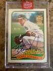 2019 Topps Archives Signature Series Retired Player Edition Baseball Cards 7