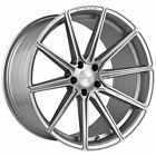 20 Stance SF09 Silver 20x9 Concave Forged Wheels Rims Fits Audi TT TTS