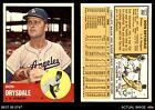 Top 10 Don Drysdale Baseball Cards 15