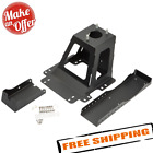 MORryde JP54 017 Heavy Duty Spare Tire Carrier for 2007 2018 Jeep Wrangler JK