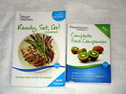 Weight Watchers Points Plus Complete Food Companion 2012  Ready Set Go Cookbook