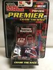 1:64 Jeremy Mayfield #12 Mobil 1 RAIN DELAY Car Cover Die-Cast NASCAR PREMIER