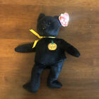 TY Beanie Babies Haunt Bear With Tag Retired   DOB: October 27th, 2000