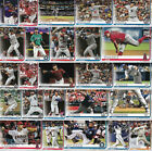 2019 Topps Update Baseball Cards Complete Your Set You U Pick List US1 US150