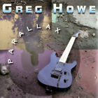 Greg Howe : Parallax CD (2002) Value Guaranteed from eBay's biggest seller!