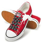 Womens Canvas Shoes Low Cut Lace Up Fashion Comfortable Casual Sneakers Size65