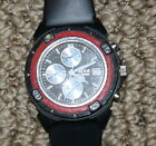 Sector Expander EXP 101 Chronograph Watch with Rubber Band