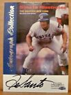 1999 Fleer Sports illustrated Ron Santo Auto Chicago Cubs Hall Of Fame Autograph