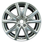OEM Reman 18 X 75 Alloy Wheel All Painted Bright Smoked Hypersilver 73716
