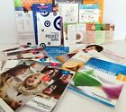 LARGE COLLECTION OF WEIGHT WATCHERS BOOKLETS POCKET GUIDE POINTS PLUS
