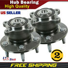 Set of 2 Wheel Hub Bearing Assembly for Buick Encore 2013 2015 Rear RWD ONLY USA