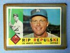 Top 10 Vintage Baseball Card Singles of 1960 24