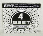 BEAST (Lights Go On Again + Mastermind) Taiwan Ltd CD+DVD
