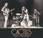 CACTUS - Fully Unleashed: Live Gigs - 2 CD - RARE