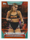 Here's a $10,000 Ronda Rousey Autograph from 2012 Topps Finest You May Never See Again 12