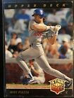 Mike Piazza Rookie Cards and Autograph Memorabilia Guide 11