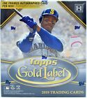 2019 Topps Gold Label Baseball FACTORY SEALED Hobby Box FREE S&H