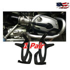 1Pair Black Motorcycle ABS Engine Protector Cover For BMW R1200GS R1200RT R1200S