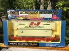 K Line O Scale Intermodel Diecast Southern Pacific Thrall Free Sh