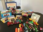35+ Thomas The Train Collectable Vintage  Metal Die cast and Wooden Trains.+More