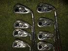 AWESOME GOLF CLUBS CALLAWAY X 20 IRONS 4 AW with STEEL UNI FLEX SHAFTS