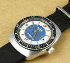 Josmar Swiss Made Diver Vintage Mechanical Watch 37x45mm New Old Stock