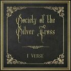 Society Of The Silver Cross - 1 Verse [New CD]