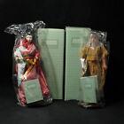 Lot of 2 Avon Porcelain Dolls Japanese Masako  Native American Tasime in Box