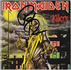 IRON MAIDEN Killers - PAUL DI'ANNO Singer Wrathchild DiAnno CD, Autograph SIGNED