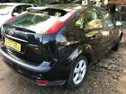 2008 FORD FOCUS 18 ZETEC CLIMATE 1F OWNER ALLOYS AIRCON LOVELY SPEC