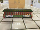 bachmann hawthorne village THOMAS KINKADES CHRISTMAS passenger car On3O scale