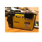 Nikon COOLPIX W300 Digital Camera Yellow speedypost