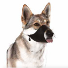 PETS AT HOME DOG TRAINING FABRIC SAFETY MUZZLE MEDIUM 21 24CM  BRAND NEW UK