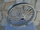 21X35 FAT 38 SPOKE DUAL DISC FRONT WHEEL FOR HARLEY FLT TOURING BAGGERS 2000 07