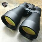 Day Night 40X60 HUGE CAMPING Military Power Zoom Binoculars w Pouch Hunting F