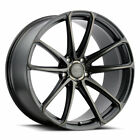 19 XO Madrid Black 19x85 Forged Concave Wheels Rims Fits Acura TSX