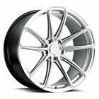22 XO Madrid Silver 22x105 Forged Concave Wheels Rims Fits BMW X6