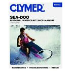 CLYMER Repair Manual for Sea-Doo Jet Ski, Water Vehicles, 1988-1996 (in plastic)
