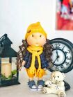 Handmade fabric doll for home decor and interior design 10 gift toy