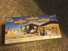 NEW Childs Crche The Christmas Nativity Toy Play Set Tales of Glory