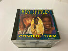 Roy Shirley - Control Them CD GR004 V NR MINT ALL ROUND 5022171121655