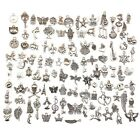 Charms for Jewelry Making 100 Style Pendants for DIY Bracelets Necklace Making