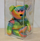 Ty Authenticated Billionaire Bear 17 Signed MWMT MQ Beanie Baby - AP 11515